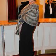 NLD/Hilversum/20120205 - Concert tbv Stichting DON, Yvonne Brandsteder - Baggen