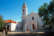 ARGENTINA, BUENOS AIRES, RECOLETA One of the city's most fashionable areas, contains the historic church of Nuestra Senora de Pilar