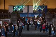 20150130 Gent Belgie: Lichtfestival Gent