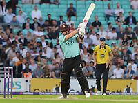 Cricket - 2017 Natwest T20 Blast - Quarter-Final: Surrey vs. Birmingham Bears<br /> <br /> Aaron Finch of Surrey, at The Oval.<br /> <br /> COLORSPORT/ANDREW COWIE
