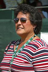 04 Sep 2005<br /> <br /> Nancy Lopez.<br /> <br /> LPGA State Farm Classic.  The Rail Golf Course, Springfield (Sherman) Illinois