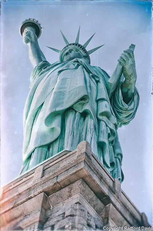 Statue of Liberty, USA.
