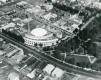 1924 Looking at Angeles Temple on Glendale Blvd.