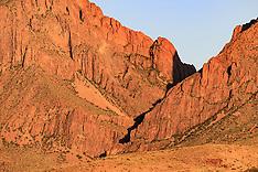 Chisos Mountain Views