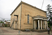 Georgia, Kutaisi The old Synagogue