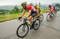 Luka Mezgec (SLO) of Mitchelton - Scott during 4th Stage of 26th Tour of Slovenia 2019 cycling race between Nova Gorica and Ajdovscina (153,9 km), on June 22, 2019 in Slovenia. Photo by Vid Ponikvar / Sportida