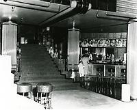 1948 Earl Carroll Theater Stairway