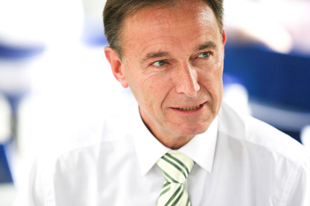 Corporate headshot of financial adviser