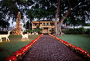 Washington Place, Honolulu, Hawaii