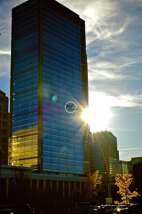 Indy Tower Sunburst