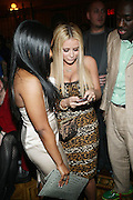 Aubrey O'Day at The 2009 Fall Baby Phat Fashion Show held at Gotham Hall on February 17, 2009 in New York City.