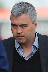 Cheltenham Town Manager, Russell Milton - Photo mandatory by-line: Nizaam Jones - Mobile: 07966 386802 - 21/03/2015 - SPORT - Football - Cheltenham - Whaddon Road - Cheltenham Town v Exeter City - Sky Bet League Two