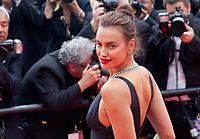Irina Shayk at the Yomeddine gala screening at the 71st Cannes Film Festival, Wednesday 9th May 2018, Cannes, France. Photo credit: Doreen Kennedy