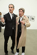 DAVID CROLAND; DUGGIE FIELDS, Fashion Show: Robert Mapplethorpe. Alison Jacques Gallery. Berners St. London. 10 September 2013