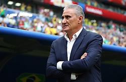 Brazil manager Tite