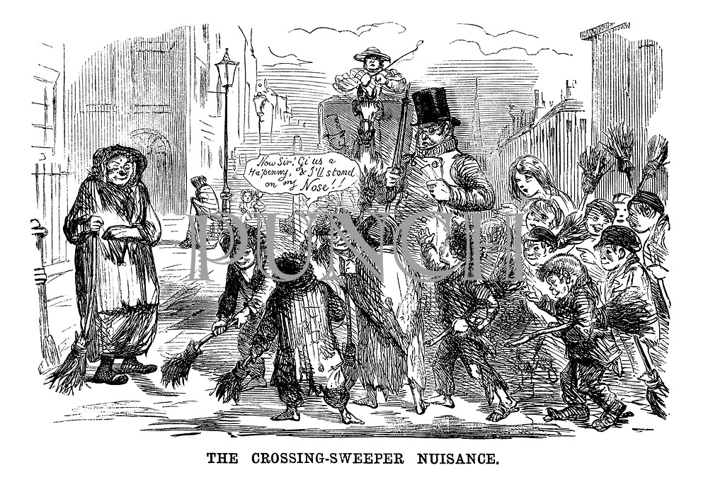The Crossing-Sweeper Nuisance.