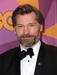 07 January 2018 - Beverly Hills, California - Nikolaj Coster-Waldau. 2018 HBO Golden Globes After Party held at The Beverly Hilton Hotel in Beverly Hills. Photo Credit: Birdie Thompson/AdMedia