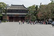 Huanhua Park, Chengdu, Sichuan, China