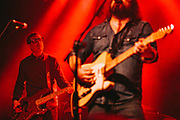 The Dharma Bums performing at Help The Hoople, a benefit for Scott McCaughey, at the Wonder Ballroom in Portland, OR - Jan 6, 2018. Photo by Jason Quigley.