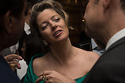 PETRONELLA WYATT, The Brown's Hotel Summer Party hosted by Sir Rocco Forte and Olga Polizzi, Brown's Hotel. Albermarle St. London. 14 May 2015