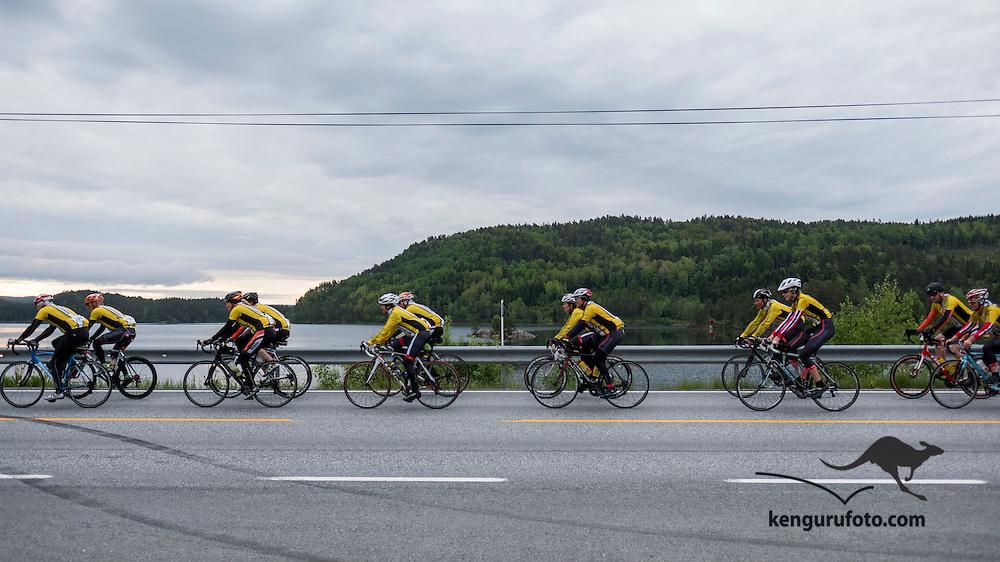 Color Line Tour 2016.<br /> Fotograf Tor Erik Schrøder.
