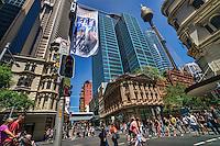 Pitt Street Pedestrian Walk