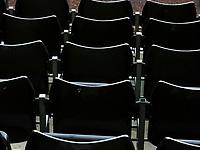 Football - 2020 / 2021 Sky Bet Championship - Swansea City vs Bristol City - Liberty Stadium<br /> <br /> empty seats in a ground devoid of spectators <br /> <br /> COLORSPORT/WINSTON BYNORTH