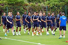 Montpellier Training, 26 June 2017