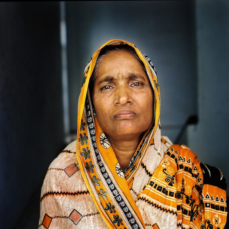 Ayesa Begum. Sirajganj, Bangladesh. August 2011.