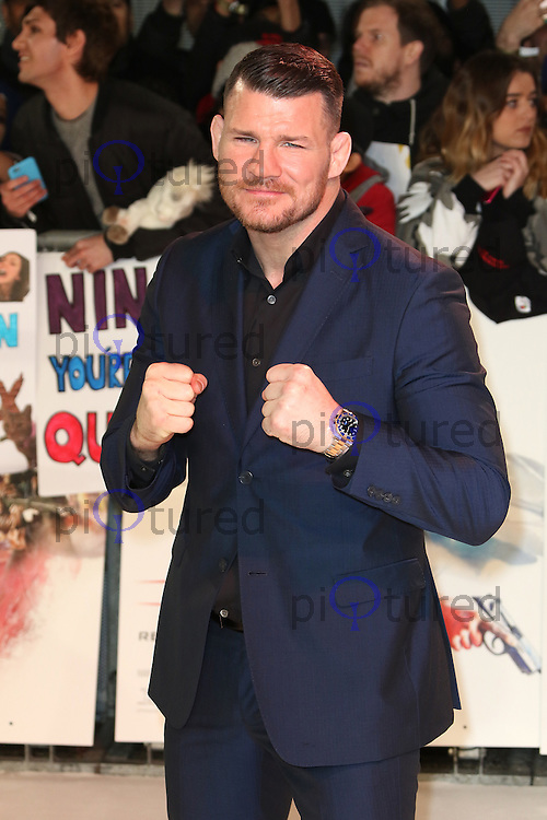Michael Bisping, xXx: Return of Xander Cage - European film premiere, The O2, London UK, 10 January 2017, Photo by Richard Goldschmidt