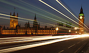 Big Ben and the Houses of Parliament, London, Westminster Bridge