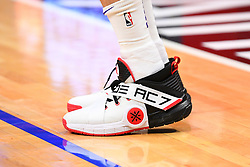 February 13, 2019 - Los Angeles, CA, U.S. - LOS ANGELES, CA - FEBRUARY 13: Phoenix Suns Guard Tyler Johnson (8) shoes before a NBA game between the Phoenix Suns and the Los Angeles Clippers on February 13, 2019 at STAPLES Center in Los Angeles, CA. (Photo by Brian Rothmuller/Icon Sportswire) (Credit Image: © Brian Rothmuller/Icon SMI via ZUMA Press)