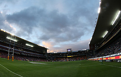 GV of the stadium during the Currie Cup Premier Division match between the DHL Western Province and the Free State Cheetahs held at the DHL Newlands rugby stadium in Cape Town, South Africa on the 19th August 2016<br /> <br /> Photo by: Ron Gaunt / RealTime Images