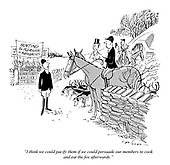 Bernard Cookson Cartoons