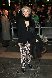 Maureen Lipman, Barry Humphries Eat, Pray, Laugh - press night, London Palladium, London UK, 15 November 2013, Photo by Richard Goldschmidt © Licensed to London News Pictures. Photo credit : Richard Goldschmidt/Piqtured/LNP
