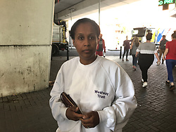Turafat Yilma who was forced to flee burning Grenfell Tower with her young child has claimed their warnings that a refurbishment posed safety risks were ignored.