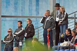 De Ridder Ton<br /> World Equestrian Games Aachen 2006<br /> Photo © Hippo Foto
