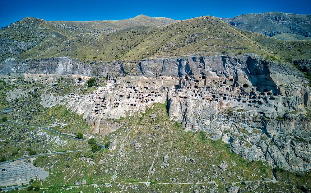 Cave city in Vardzia