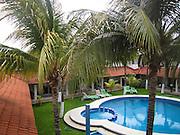 Mexico, Yucatan, Tulum Puerta del Cielo Resort hotel