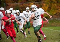 LMS versus MRMS football October 22, 2011.