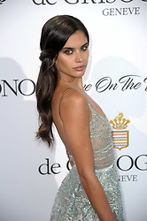 "DeGrisogono ""Love On The Rocks"" Party - The 70th Annual Cannes Film Festival. 24 May 2017 Pictured: Sara Sampaio. Photo credit: kilmax / MEGA TheMegaAgency.com +1 888 505 6342"