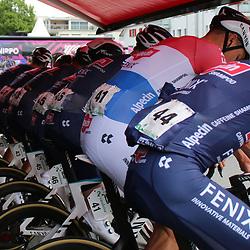 PFAFFNAU (SUI) CYCLING<br /> Tour de Suisse stage 3<br /> <br /> Team Alpecin Fenix