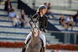 Sjouke Cheryl, NED, Kentucky<br /> Nationaal Kampioenschap KWPN<br /> 5 jarigen springen final<br /> Stal Tops - Valkenswaard 2020<br /> © Hippo Foto - Dirk Caremans<br /> 19/08/2020