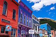 Downtown historic district, Silverton, Colorado