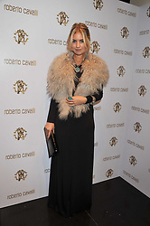 MARISSA MONTGOMERY at a party hosted by Roberto Cavalli to celebrate his new Boutiques's opening at 22 Sloane Street, London followed by a party at Battersea Power Station, London SW8 on 17th September 2011.