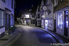 Rye at Night