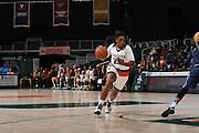 2017 Miami Hurricanes Women's Basketball vs Old Dominion