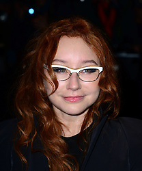 Tori Amos arriving at the London Evening Standard Theatre Awards in London, Sunday, 17th November 2013. Picture by Nils Jorgensen / i-Images