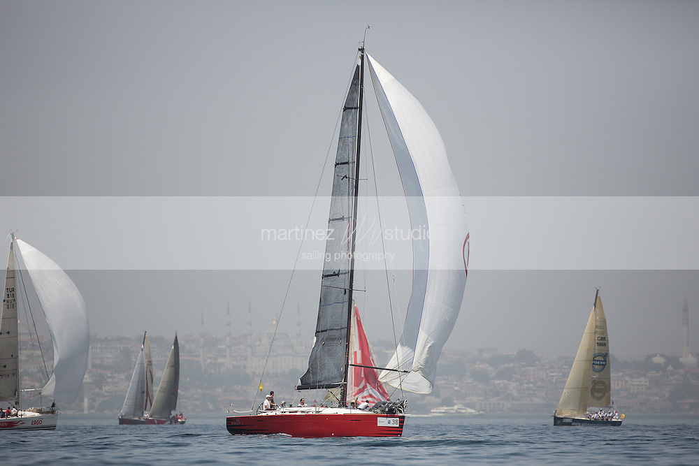 Americas Express Bosphorus Cup 2013