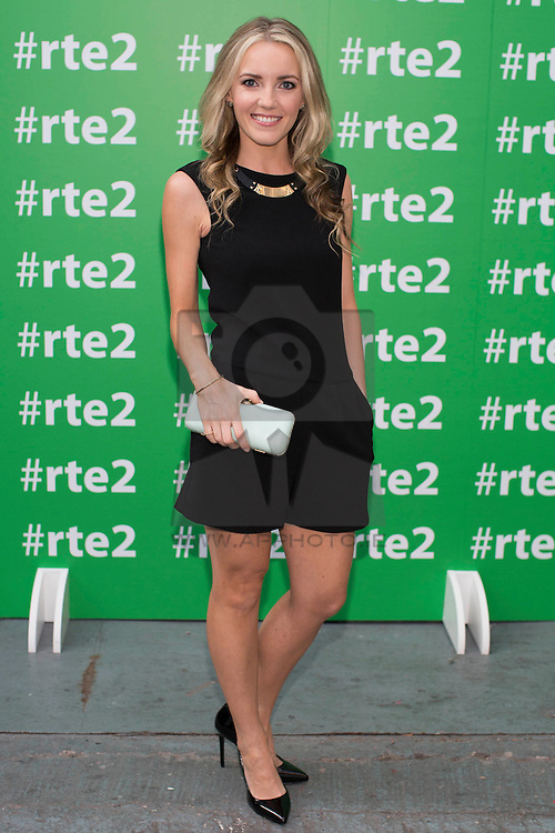 Carla O'Brien at the RTÉ 2 New Season Launch party in Gateway House, Capel Street. Picture Andres Poveda<br />  pictured at the RTÉ Two New Season Launch in Gateway House, Capel Street. Picture Andres Poveda